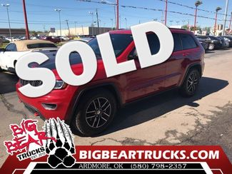 2017 Jeep Grand Cherokee Trailhawk in Oklahoma City OK