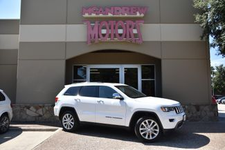 2017 Jeep Grand Cherokee Limited 4X4 in Arlington, Texas 76013