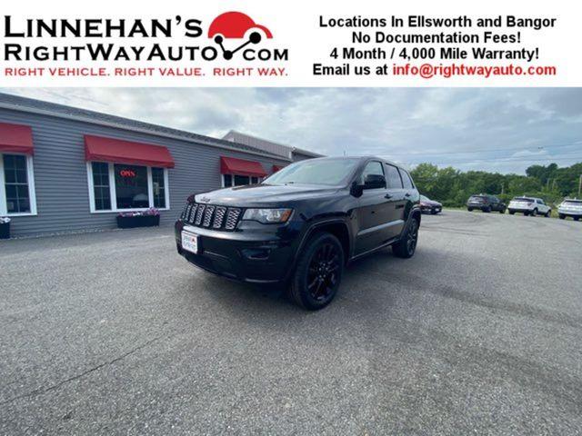 2017 Jeep Grand Cherokee Altitude in Bangor, ME 04401