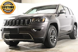 2017 Jeep Grand Cherokee Limited w/Blind Spot/ Nav/ Sunroof in Branford, CT 06405