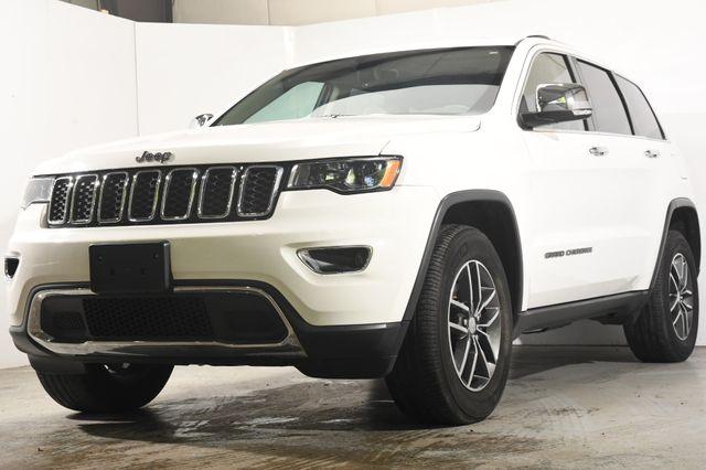 2017 Jeep Grand Cherokee Limited w/ Blind Spot/ Nav/ Sunroof