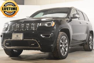2017 Jeep Grand Cherokee Overland w/ Blind Spot Safety Tech in Branford, CT 06405