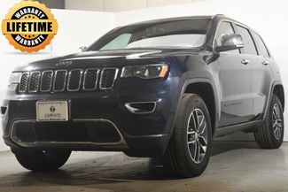 2017 Jeep Grand Cherokee Limited w/ Nav/ Blind Spot/ Sunroof in Branford, CT 06405