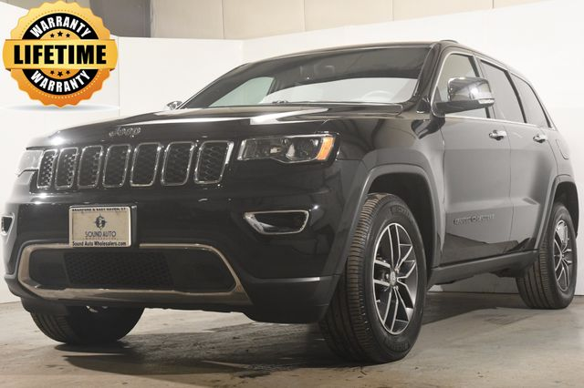 2017 Jeep Grand Cherokee Limited w/ Blind Spot/ Safety Tech