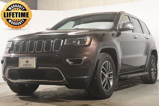 2017 Jeep Grand Cherokee Limited w/ Blind Spot/ Safety Tech in Branford, CT 06405