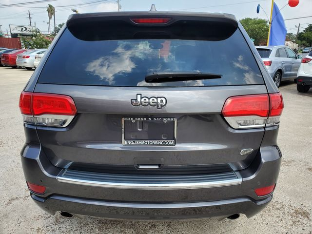 2017 Jeep Grand Cherokee Overland in Brownsville, TX 78521
