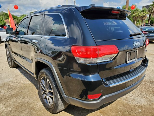 2017 Jeep Grand Cherokee Limited in Brownsville, TX 78521