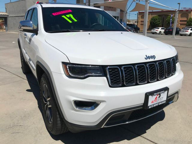 2017 Jeep Grand Cherokee Limited in Calexico, CA 92231
