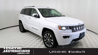 2017 Jeep Grand Cherokee Overland in Carrollton TX, 75006