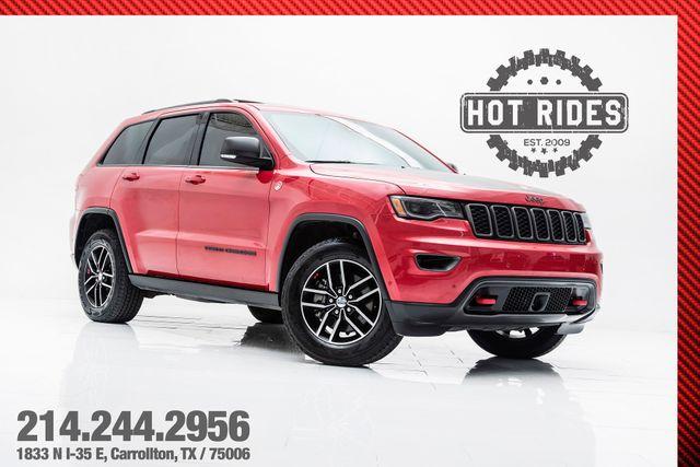 2017 Jeep Grand Cherokee Trailhawk in , TX 75006