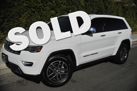 2017 Jeep Grand Cherokee Limited in Cathedral City