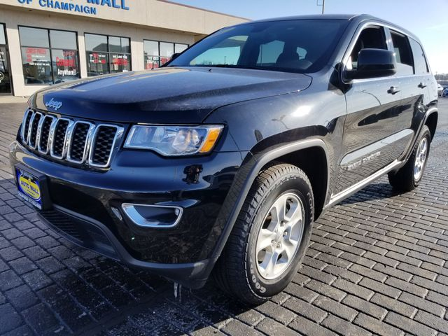 2017 Jeep Grand Cherokee Laredo | Champaign, Illinois | The Auto Mall of Champaign in Champaign Illinois