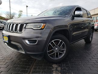 2017 Jeep Grand Cherokee Limited   Champaign, Illinois   The Auto Mall of Champaign in Champaign Illinois
