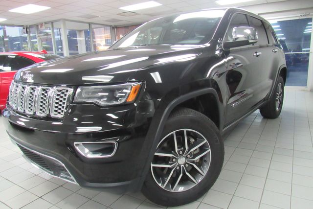 2017 Jeep Grand Cherokee Limited W/ NAVIGATION SYSTEM/ BACK UP CAM Chicago, Illinois 5