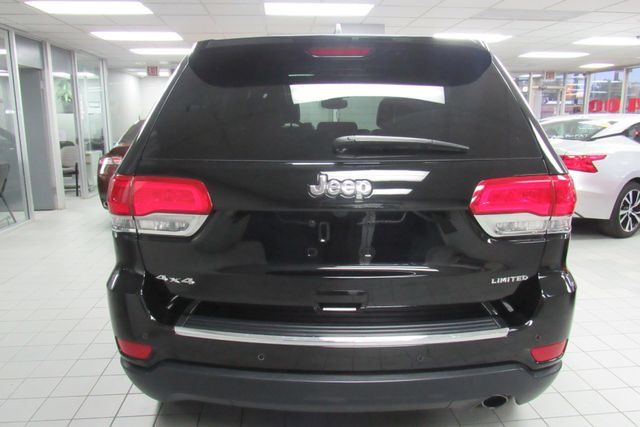 2017 Jeep Grand Cherokee Limited W/ NAVIGATION SYSTEM/ BACK UP CAM Chicago, Illinois 11