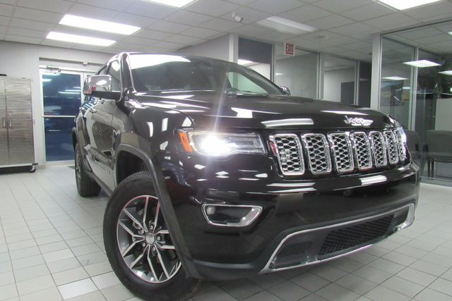 2017 Jeep Grand Cherokee Limited W/ NAVIGATION SYSTEM/ BACK UP CAM Chicago, Illinois 2