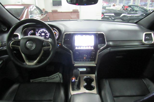 2017 Jeep Grand Cherokee Limited W/ NAVIGATION SYSTEM/ BACK UP CAM Chicago, Illinois 25