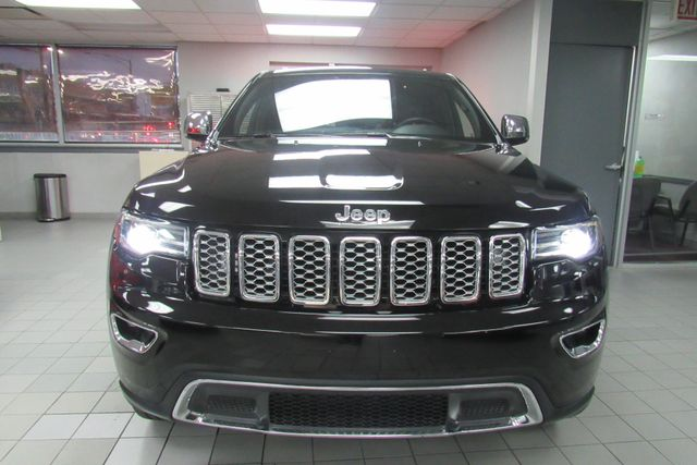 2017 Jeep Grand Cherokee Limited W/ NAVIGATION SYSTEM/ BACK UP CAM Chicago, Illinois 3