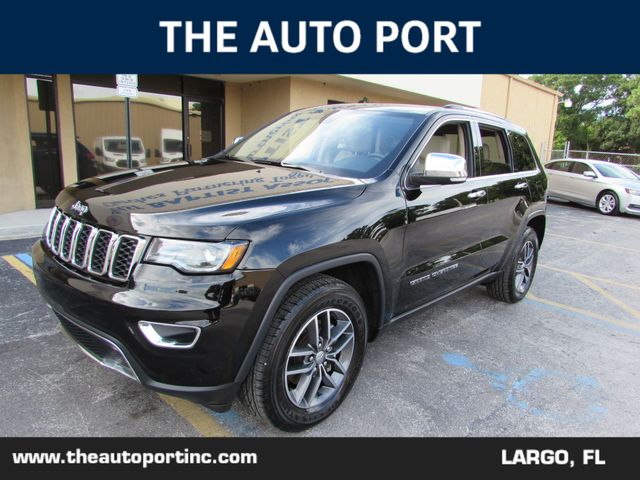 2017 Jeep Grand Cherokee Limited W/NAVI