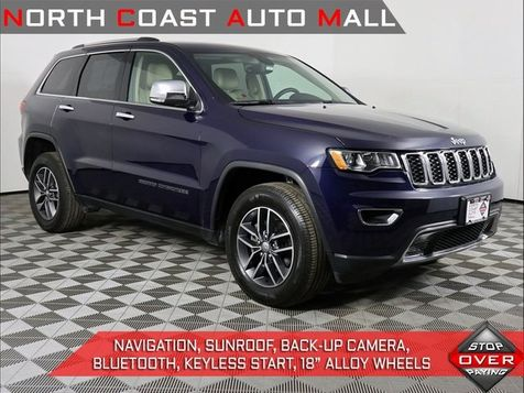 2017 Jeep Grand Cherokee Limited in Cleveland, Ohio