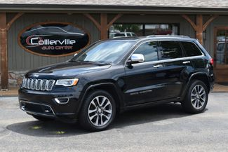 2017 Jeep Grand Cherokee Overland in Collierville, TN 38107