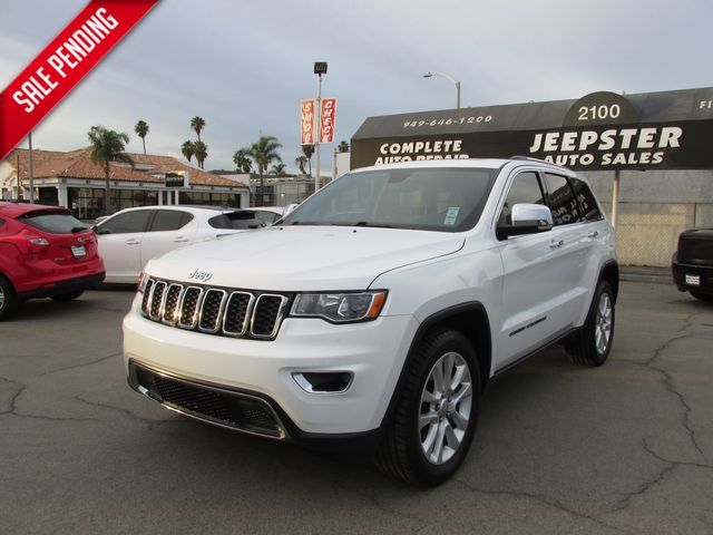 2017 Jeep Grand Cherokee Limited in Costa Mesa, California 92627