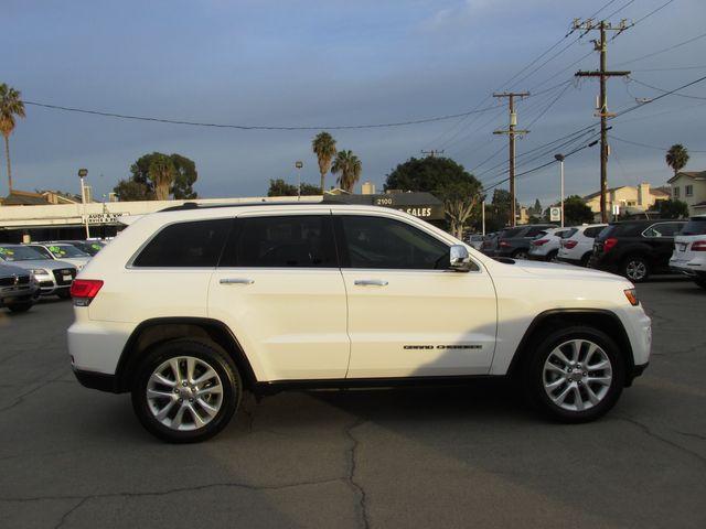 2017 Jeep Grand Cherokee Limited in Costa Mesa, California 92627