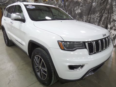 2017 Jeep Grand Cherokee Limited in Dickinson, ND