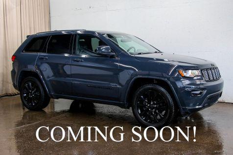 2017 Jeep Grand Cherokee Altitude 4x4 w/Heated Seats, Backup Cam, Bluetooth Audio & Black 20