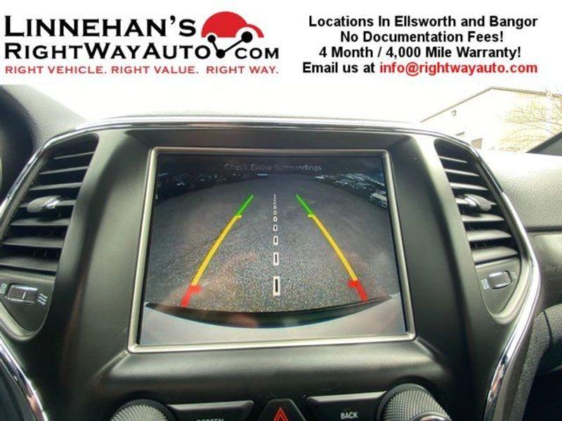 2017 Jeep Grand Cherokee Altitude  in Bangor, ME