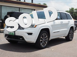 2017 Jeep Grand Cherokee Overland Englewood, CO