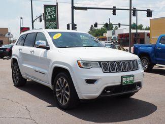 2017 Jeep Grand Cherokee Overland Englewood, CO 2