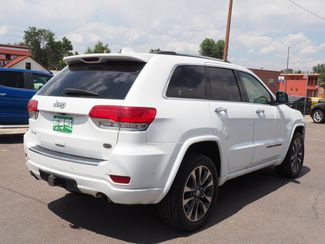 2017 Jeep Grand Cherokee Overland Englewood, CO 4