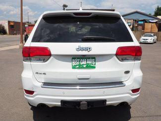 2017 Jeep Grand Cherokee Overland Englewood, CO 5