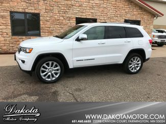 2017 Jeep Grand Cherokee Limited Farmington, MN