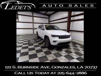 2017 Jeep Grand Cherokee Limited - Ledet's Auto Sales Gonzales_state_zip in Gonzales