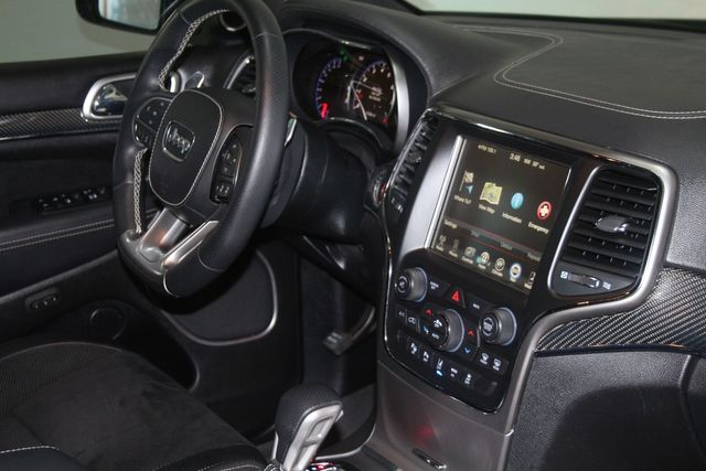 2017 Jeep Grand Cherokee SRT 8 Houston, Texas 36