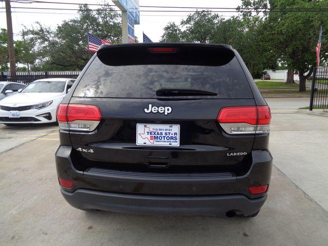 2017 Jeep Grand Cherokee Laredo in Houston, TX 77075