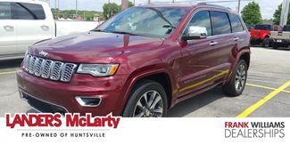 2017 Jeep Grand Cherokee Overland | Huntsville, Alabama | Landers Mclarty DCJ & Subaru in  Alabama