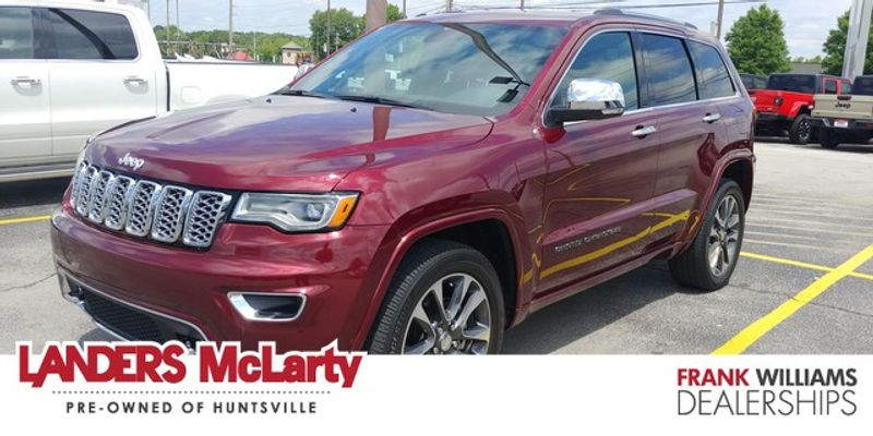 2017 Jeep Grand Cherokee Overland | Huntsville, Alabama | Landers Mclarty DCJ & Subaru in Huntsville Alabama