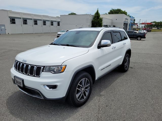 2017 Jeep Grand Cherokee Limited in Kernersville, NC 27284