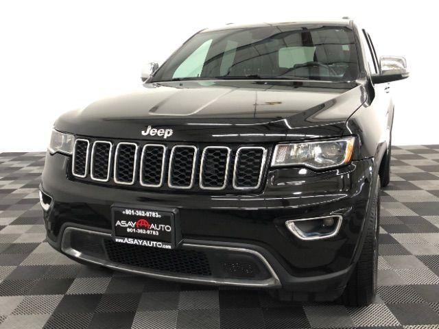2017 Jeep Grand Cherokee Limited LINDON, UT 4