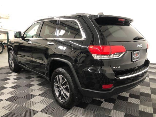 2017 Jeep Grand Cherokee Limited LINDON, UT 6