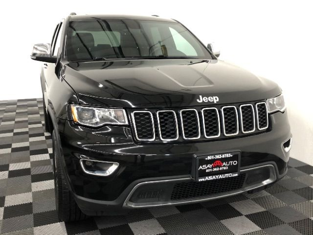 2017 Jeep Grand Cherokee Limited LINDON, UT 7