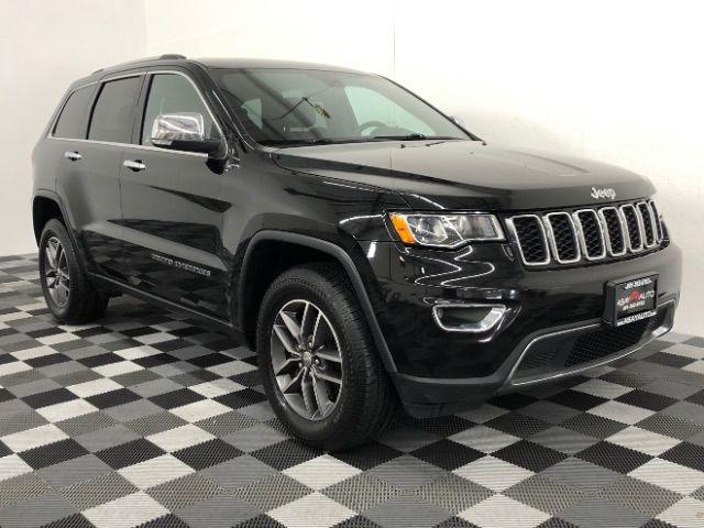2017 Jeep Grand Cherokee Limited LINDON, UT 8