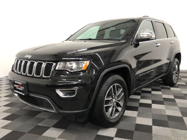 2017 Jeep Grand Cherokee Limited LINDON, UT