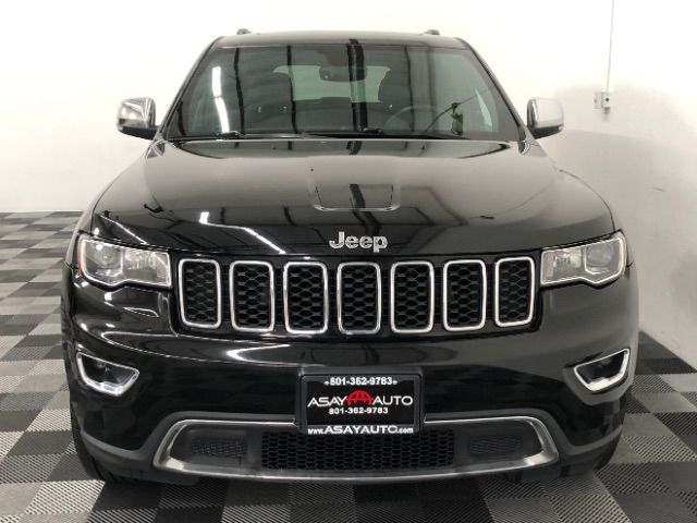 2017 Jeep Grand Cherokee Limited LINDON, UT 10