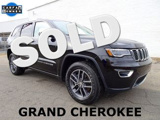2017 Jeep Grand Cherokee Limited Madison, NC
