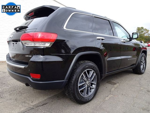 2017 Jeep Grand Cherokee Limited Madison, NC 2