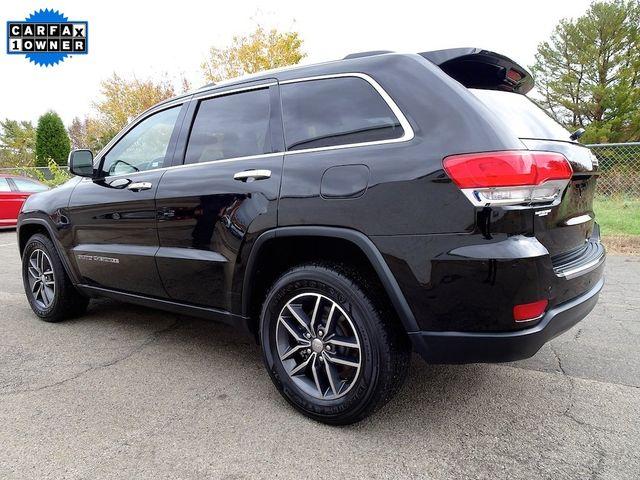 2017 Jeep Grand Cherokee Limited Madison, NC 4